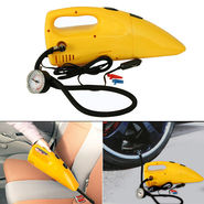 2 in 1 Air Compressor with Vacuum Cleaner