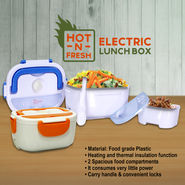 Hot-N-Fresh Electric Lunch Box