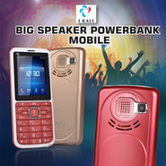 I Kall Big Speaker PowerBank Mobile