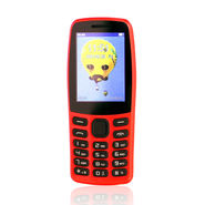 I Kall Big Screen Big Battery Dual SIM Mobile (K30)