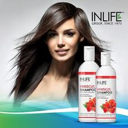 INLIFE Natural Hibiscus Anti Hair Fall Shampoo 200ml