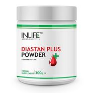 INLIFE Diastan Plus Diabetes Care Ayurvedic Herbal Powder 300g