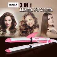 Inalsa 3 in 1 Hair Styler