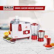Inalsa Orris Juicer Mixer Grinder