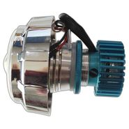 AutoSun Projector Lamp cooling Fen Led headlight Lens projector For - All Bikes (Red ,Blue,White)