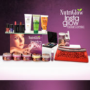 InstaGlow Facial Combo by Nutriglow