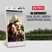 Intex 4G Superfast Dual Selfie Camera Smartphone (Dual)