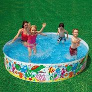 Non Inflatable 6 Feet Swimming Pool