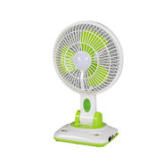 Rechargeable 2 in 1 Fan with LED Light