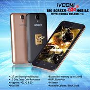 Ivoomi 4G Shatterproof Glass Smartphone