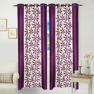 JBG Home Store Set of 2 Beautiful Design Door Curtains-JBG905_1PKD