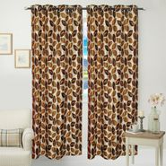 JBG Home Store Set of 2 Beautiful Design Door Curtains-JBG906_1BLD