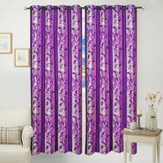 JBG Home Store Set of 2 Beautiful Design Door Curtains-JBG919_1PLD