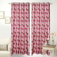 JBG Home Store Set of 2 Beautiful Design Door Curtains-JBG934_1MBLD