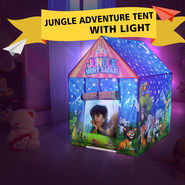 Jungle Adventure Tent with Light