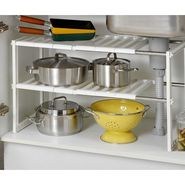 Kawachi Stainless Steel Sink Shelf Storage Rack-K149