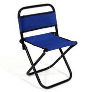 Branded Kawachi Portable Folding Outdoor Fishing Camping Chair Oxford Cloth Chair with Backrest Carry Bag-K171