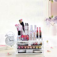 Kawachi Acrylic Cosmetics Organiser