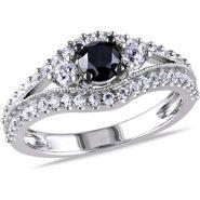 Kiara Swarovski Signity Sterling Silver Shilpa Ring_Kir0788 - Silver