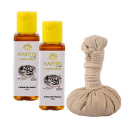 Kairali Pain Relief Oil with Potli