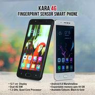 Kara 4G Fingerprint Sensor Smart Phone