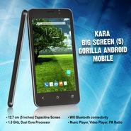 Kara Big Screen (5) Gorilla Android Mobile