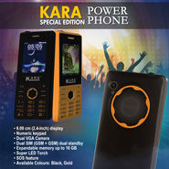 Kara Special Edition Power Phone