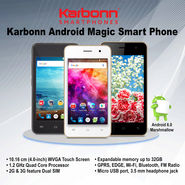 Karbonn Android Magic Smart Phone