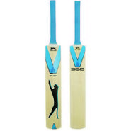 Slazenger Kashmir Willow Cricket Bat Size 4 - V 360 Select