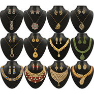 Khwahish Collection of 12 Jewellery Sets