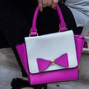 Arisha Women Handbag Pink -Lb235