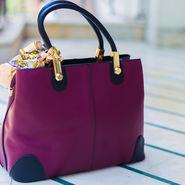 Arisha Women Handbag Dark Maroon -Lb257