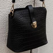 Arisha Black Handbag -LB 349