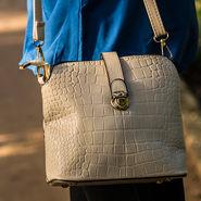 Arisha Grey Handbag -LB 350