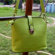 Arisha Lemon Handbag -LB 353