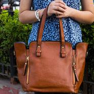 Arisha Brown Handbag -LB 358