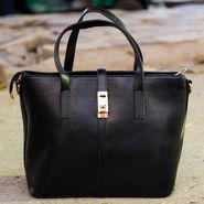 Arisha Black Handbag -LB 365