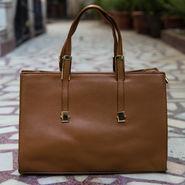 Arisha Brown Handbag -LB 370