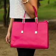 Arisha Pink Handbag -LB 371