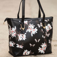 Arisha Black Handbag -LB 396