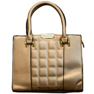Sai Arisha PU Brown Handbag -LB698