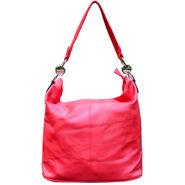 Sai Arisha PU Red Hobo handbags-LB742