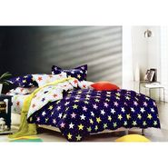 Lakshaya 100% Cotton Double Bedsheet With 2 Pillow Covers-LE-002