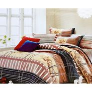 Lakshaya 100% Cotton Double Bedsheet With 2 Pillow Covers-LE-018