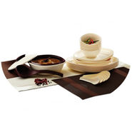 Signoraware Dinner Set 27 Pcs With Double Wall Casserole-Mat Finish_LE-SIGN-258