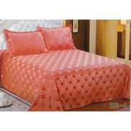 Velvet Double Bedsheet With 2 Pillow Cover-LE-VELV-008