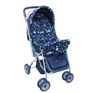 Baby Pram My Heart - Blue Circle