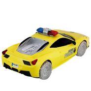 DealBindaas Music Super Cop Car Light