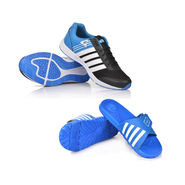 Liberty Stylish Shoes + Acupressure Slipons (C4)