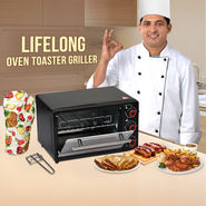 Lifelong Oven Toaster Grill